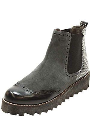 Marc Damen Katy Chelsea Boots, (Grey-Combi)