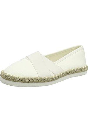 New Look Damen Mart Espadrilles, (Off White)