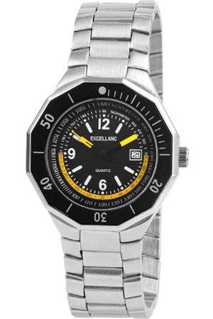 Excellanc Herren-Uhren mit Metallband 284021100112