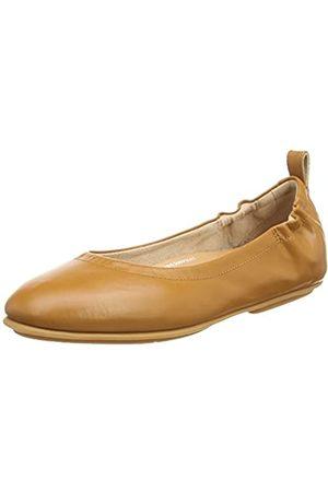 FitFlop Damen Allegro - Leather Ballerinas