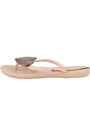 Ipanema Damen Maxi Fashion II FEM Zehentrenner, pink/Metalic pink