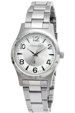 ORPHELIA Damen-Armbanduhr XS Analog Edelstahl 155-2702-88