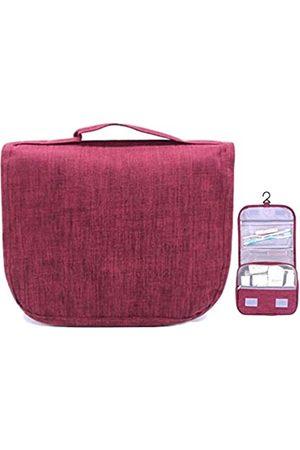 Perriberry Kulturbeutel Reisetasche mit Haken zum Aufhängen, wasserabweisend, Make-up-Kosmetiktasche, Reise-Organizer für Zubehör