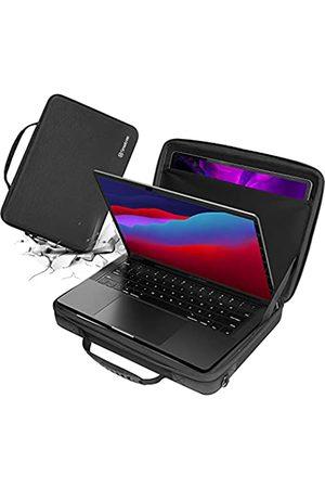 Smatree Hartschalen-Laptop-Umhängetasche kompatibel mit 13-13,3 Zoll MacBook Air/Macbok Pro 2020/12,9 Zoll Apple iPad, Macbook Pro 13 Zoll Tragetasche