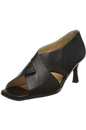 SELECTED Damen SLFASHLEY Leather Pump B Pumps, Black