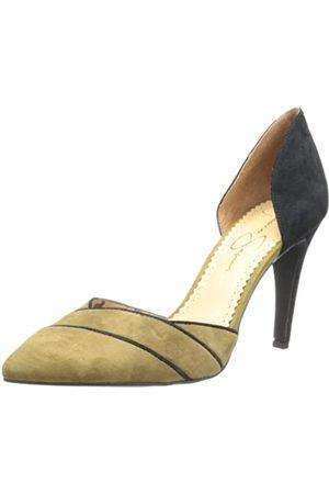 Jessica Simpson Footwear Damen Seville Pump, Braun (Bronzefarben)