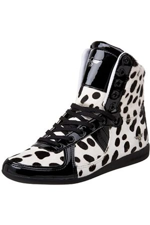Creative Recreation Damen Galow Hi Fashion Sneaker, ( / /Giraffe)