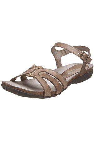 Cordani Sarah Damen-Sandalen mit Knöchelriemen, Grau (Wolke)