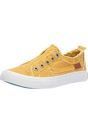 Blowfish Damen Play Sneaker, Gelb (Mango Mojito Leinwand)