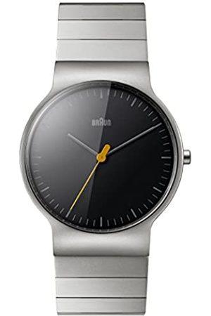 von Braun Herren Armbanduhr BN0211BKSLBTG