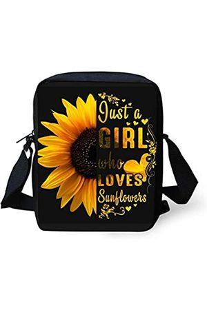 BIGCARJOB Modische Schultertasche für Kinder und Erwachsene, lässige Umhängetasche, verstellbarer Schultergurt, kleine Handtasche