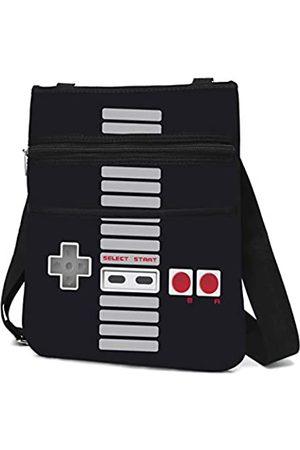 Baocool Unisex Neopren Crossbody Geldbörse Reise Schulter Handtasche mit verstellbarem Schultergurt Reißverschluss