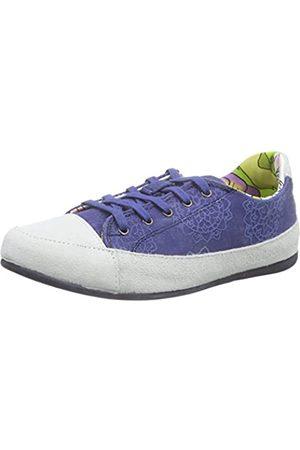 Desigual Damen Shoes_Happy 10 Espadrilles, (5006 Jeans)