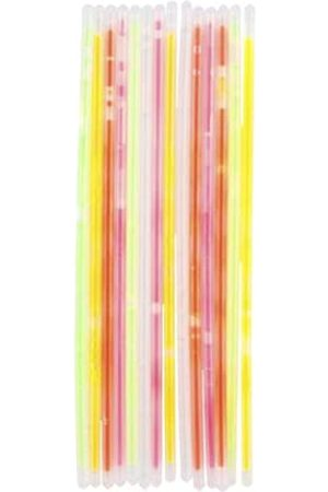 Party Time Leuchtstangen für Armbänder, Halsketten, ..., 15 Stück