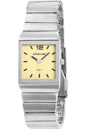 Excellanc Herren-Uhren mit Metallband 280027500148