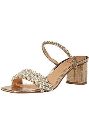 Badgley Mischka Damen Orsen Sandale mit Absatz