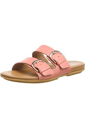 FitFlop Damen Gracie slides Schiebe-Sandalen, rosa-Soft pink