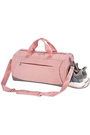 Kuston Sporttasche mit Schuhfach Reisetasche für Damen und Herren