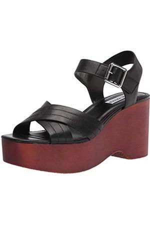 Steve Madden Damen Thriving Keilabsatz-Sandale