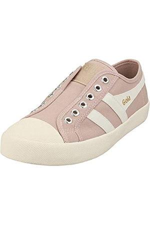 Gola Damen Coaster Slip Sneaker, Blossom/Off White