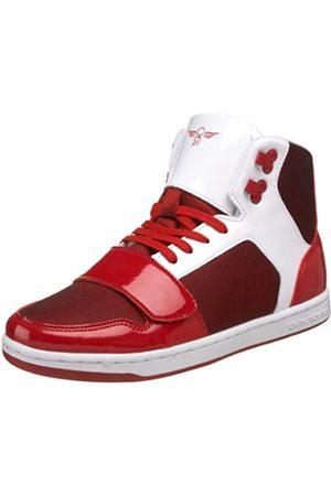 Creative Recreation Cesario Damen-Sneaker mit hohem Schaft, (Rotes Netz)