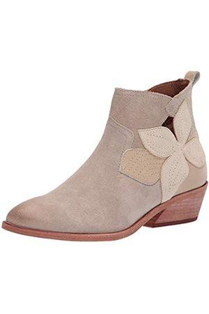 Frye Damen Farrah Floral Bootie Mode-Stiefel