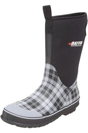 Baffin Marsh Damen Stiefel, Schwarz, Mehrere ( kariert)