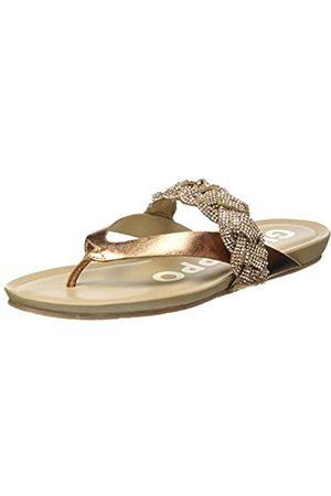 Gioseppo Damen MUKWA Flache Sandale
