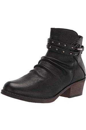 Propet Women's Roxie Ankle Boot, Black