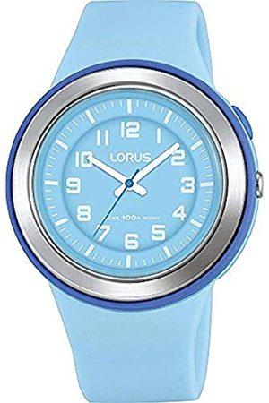 Lorus FashionDamen-UhrEdelstahlundKunststoffmitSilikonbandR2315MX9