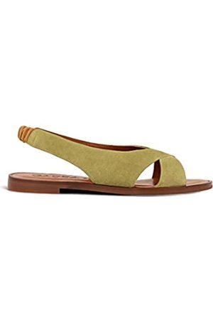Gadea Damen ANA1488-2 Flache Sandale