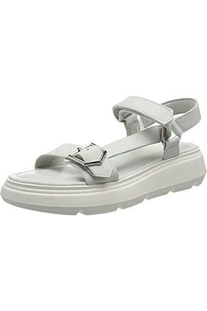 Tamaris Damen 1-1-28274-36 Sandale, Flip-Flop, white