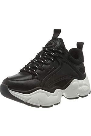Buffalo Damen Binary C Sneaker, Black