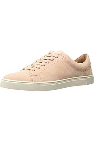 Frye Damen-Sneaker Ivy Low Lace, Blau (Blush Soft Trommelnubuk)