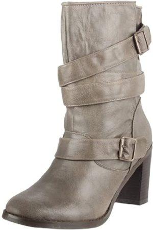 Madden Girl Damen Handdle Boot, (Taupe Paris)