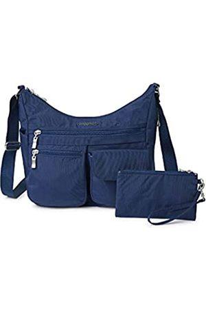 Baggallini Überall Tasche mit RFID, Blau (pacific)