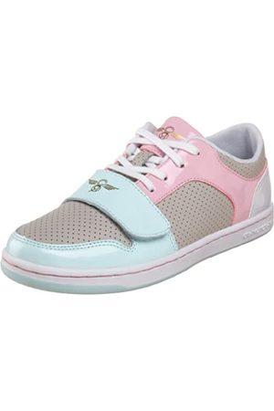 Creative Recreation Damen Cesario Lo Low-Top Sneaker, Grau (Vapor/Skylight/Pink/Mist)