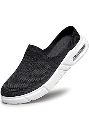 ADQ Herren Slipper, Pantoletten, Sneaker, Läufer, Slipper, Slips, Slipper, Luftkissen, leger, leicht, ( / )
