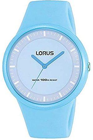 Lorus FashionDamen-UhrEdelstahlundKunststoffmitSilikonbandRRX21FX9