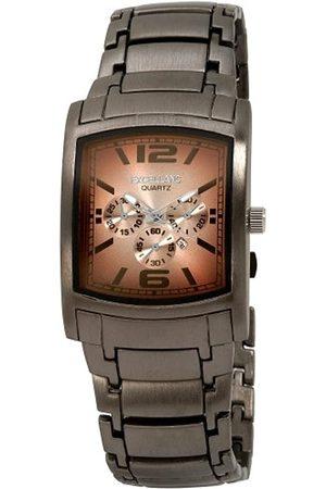 Excellanc Herren-Uhren mit Metallband 284077000068