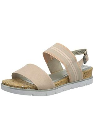 Jana 100% comfort Damen 8-8-28208-26 Flache Sandale