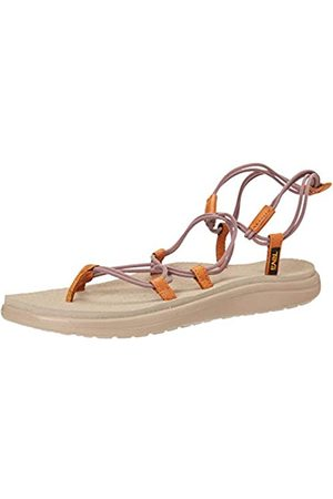 Teva Damen Voya Infinity Flache Sandale
