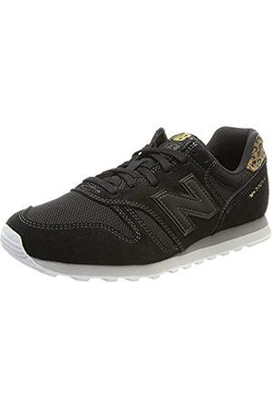 New Balance Damen 373 WL373JB2 Medium Sneakers, Black (Black JB2)