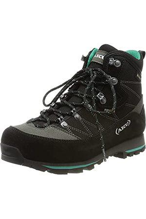 Aku Damen Trekker LITE III Wide GTX W's Bootsschuh, Black/Mint