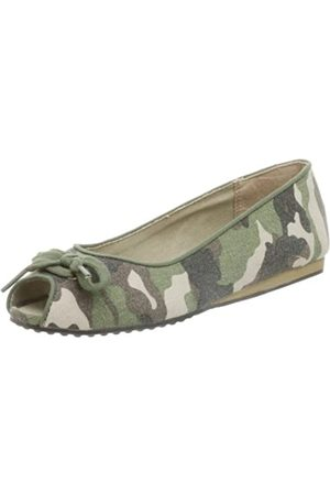 CL by Chinese Laundry Crysti Camo Peep-Toe, flach