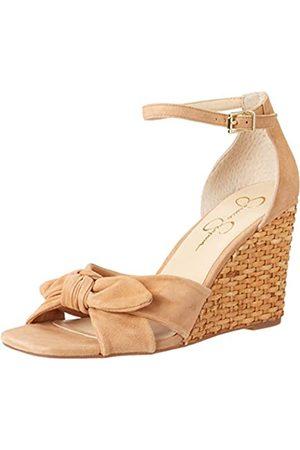 Jessica Simpson Damen Delirah Wedge Sandal Espadrilles