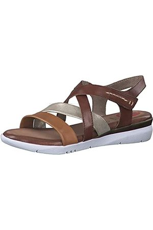Jana 100% comfort Damen 8-8-28205-26 Flache Sandale