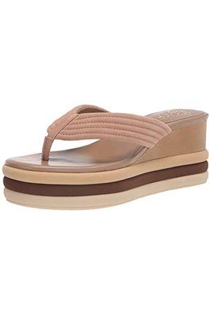 Vince Camuto Damen Perseena Thong Platform Keilabsatz-Sandale