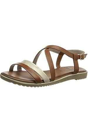 Jana 100% comfort Damen 8-8-28115-26 Flache Sandale
