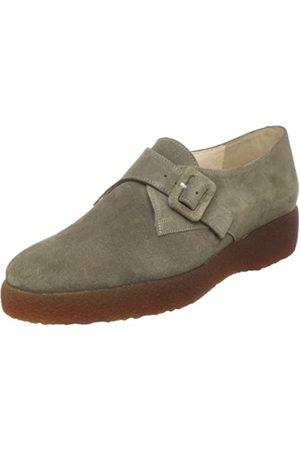 Robert Clergerie Damen Fox Slip-On Loafer, (Grey Tam)